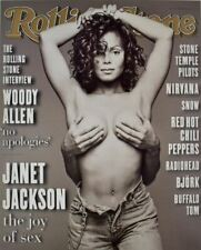 Janet Jackson Issue #665 Rolling Stone Cover 24x30 Poster