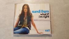 Sandi Thom CD Singles  Job Lot / Bulk