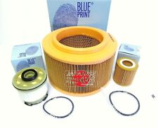 fits: FORD RANGER 2.2DT T64 2011-ON *QUALITY OIL, AIR & FUEL FILTER SERVICE KIT*