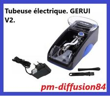 TUBEUSE ELECTRIQUE GERUI. V2. Machine à tuber. + 1 Boîte de 300 Tubes. PIRATUBE