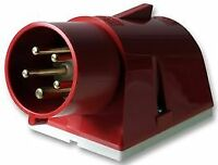 WALL MOUNT INLET 415V Connectors Power Entry - PL08965
