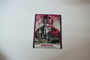 NO COUNTRY FOR OLD MEN - Glossy Steelbook Magnet Cover (NOT LENTICULAR)