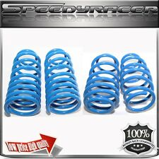 06 07 08 09 10 11 HONDA CIVIC DX LX EX SI Blue Lowering Spring Kit