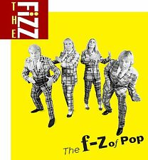 THE FIZZ THE F-Z OF POP CD (Released On September 22nd 2017)