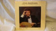 SEALED: Direct To  Disc JOHN BILEZIKJIAN  ART OF OUD LP AUDIOPHILE MINT