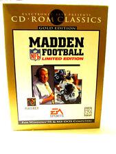 Madden Football Edition Limitée pour PC IBM