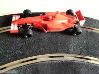 LOTE 23   F1  ROJO  SLOT RACING  1/32  nuevo a estrenar  New