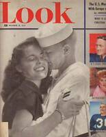 1952 LOOK November 18-What is Christian Scientist? Charlie Chaplin; This is Lucy