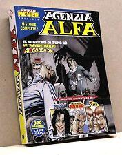 AGENZIA ALFA - Il segreto di Juno 20, un'avventura di Al Goodman [Fumetto n.6]