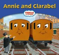 Annie and Clarabel (Thomas Story Library), Awdry, W, Very Good, Paperback