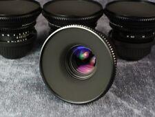 Catcan PL Mount Rollei HFT 50mm F1.8 Cine Moive Lens