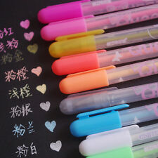 12x Neutral Pen Marker Office Stationery Set Water Chalk Pens Multi-Color Tools