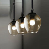 Modern Pendant Light Kitchen Ceiling Lights Home Bar Lamp Glass Pendant Lighting