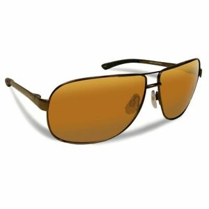 FLYING FISHERMAN ACUTINT POLARIZED SUNGLASSES - 7816CA HIGHLANDER COPPER AMBER