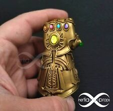 Tiny Light-Up Infinity Gauntlet 1:6 scale Avengers Infinity War Thanos hot toys