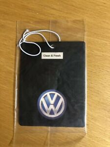 Vw Clean And Fresh Air Freshener New Sealed Car Home Office Campervan
