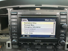 Mopar Navigation 6 Disc REC Factory Radio