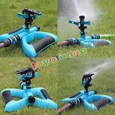 Sprinklers Auto Watering Garden Plant Yard 360° Rotation Irrigation Systems Lawn