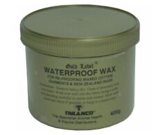 Gold Label Waterproof Wax Clothing Care 400g