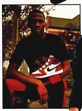 Vintage Micheal Jordan Nike Shoe Clothing Print Ads NBA Air Jordan Nike