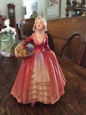 Early Royal Doulton Janet Figurine HN 1537 Excellent