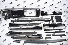 Audi A8 4N Lang Dekorleisten interior strips Holzmaserung Holz LEISTEN