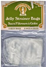Jelly Strainer Bags (2 per package)