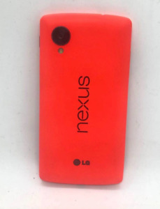 LG Google Nexus 5 D820 Android Cellular Smart Mobile Phone 16GB Red SIM FREE