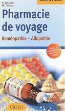 Santé en voyage : Homéopathie, allopathie