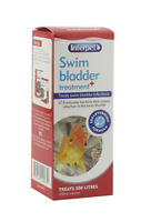 Interpet Treat Swimbladder Treatment Aquarium Fish Tank Cure 100ml