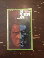 1968 The Artificial Man by L P Davies Paperback Scholastic Books 1st Printing
