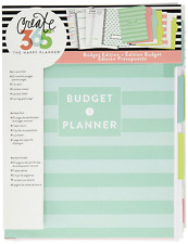 me & my BIG ideas HOM-02 The Happy Planner Classic Planner Extension,Home Budget