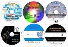 Utility di riparazione, recupero dei dati, il ripristino della password, driver, partizione disco 6