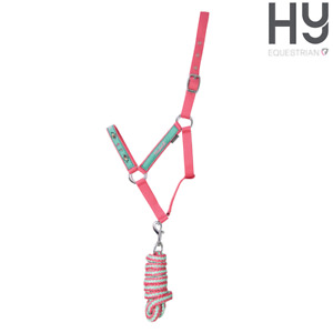Hy pink thelwell Headcollar