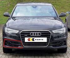 Audi Original A6 C7 11-14 S LINE O/S Stoßstange Acc Gitter Abdeckung 4G0807682E