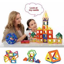 58PCS Children Educational Blocks Magnetic Car Construction Building Toys JM