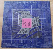 """Living in a box Living in a box 12"""" vinyl single."""