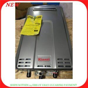 Rinnai RL94EN 9.8GPM 199k BTU, Tankless Water Heater,  Natural Gas