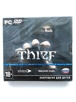 Thief PC Game 2014 Jawel Case Russian Cover Brand New Factory Sealed