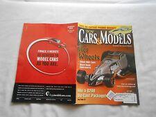TOY CARS & MODELS-(MAGAZINE)-JULY,2001