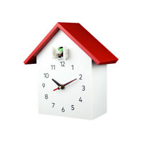 Cuckoo Quartz Wall Clock Modern Bird Hanging Watch Decoration Alarm Clocks  Z8A2