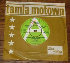 """DIANA ROSS ~ DOOBEEDOOD NDOOBE b/w KEEP AN EYE ~ TAMLA MOTOWN DEMO 7"""" 1970"""