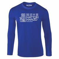 Herren Hattori Hanzo Langarm-T-Shirt Geschenk