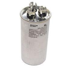 HQRP 35uf 5uf CBB65 370-440V Dual Run Capacitor 35MFD 5MFD CBB65-R Z97F9834