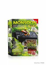 ExoTerra Monsoon Solo Reptile Frog Snake Mist HighPressure Misting System PT2494