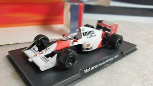 RBA /ATLAS/ F1 - 1990 McLAREN MP4/5B  - AYRTON SENNA - 1/43 SCALE MODEL CAR