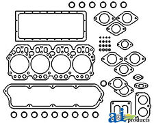 John Deere Parts GASKET SET OVERHAUL  RE37715  595D, 590D, 555G, 555B, 555A, 550