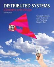 Distributed Systems: Concepts and Design 5th Int'l Edition