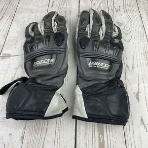 Dainese Racing Equipment Leather Protective Gloves DCP Distortion Control Size L