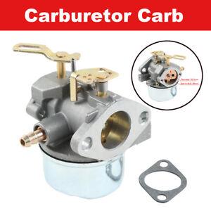 Carburetor Fit For Tecumseh Snowblower 640349 640052 640054 8HP 9HP 10HP